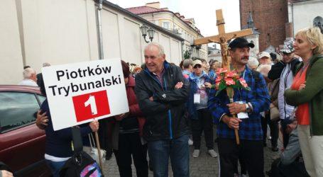 Wyruszyła 150. Piesza Piotrkowska Pielgrzymka na Jasną Górę – FILM