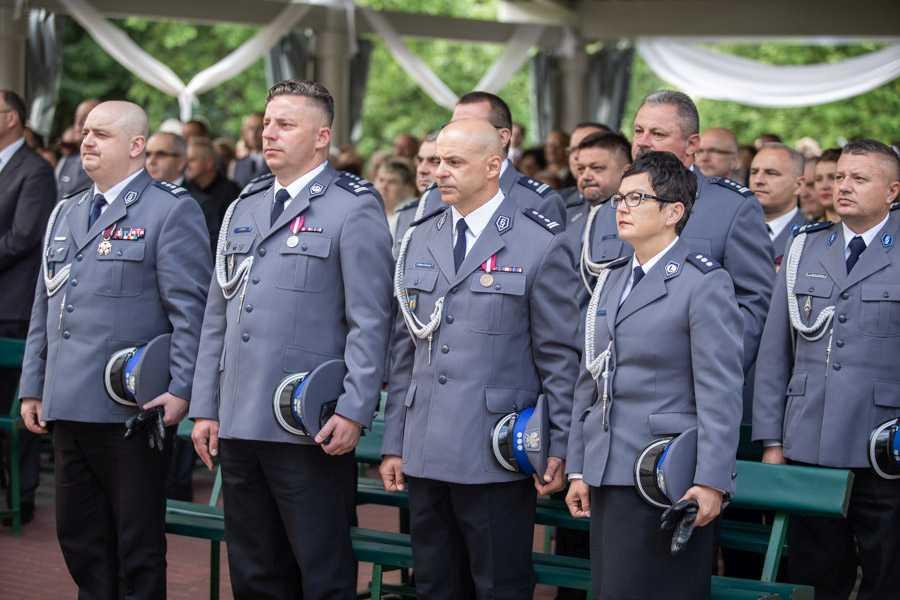 Photo of Międzypowiatowe obchody Święta Policji 2019