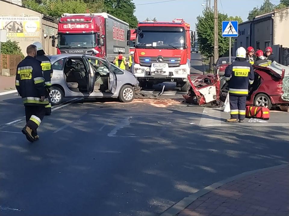 Photo of Poważny wypadek na moście w Sulejowie