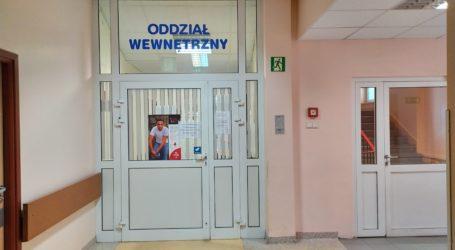 Odwołany zakaz odwiedzin na oddziale wewnętrznym w szpitalu przy Rakowskiej