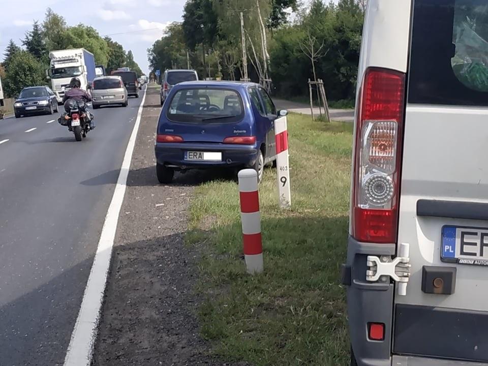 Photo of Obywatelskie zatrzymanie pijanego kierowcy