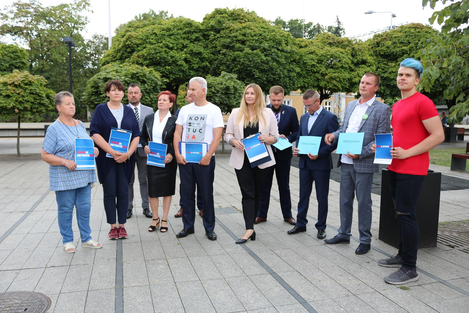 Photo of Koalicja Obywatelska zaprezentowała listę do Sejmu w okręgu 10