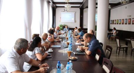 Organizacja ruchu podczas przebudowy kolejnego odcinka DK1 – spotkanie w starostwie