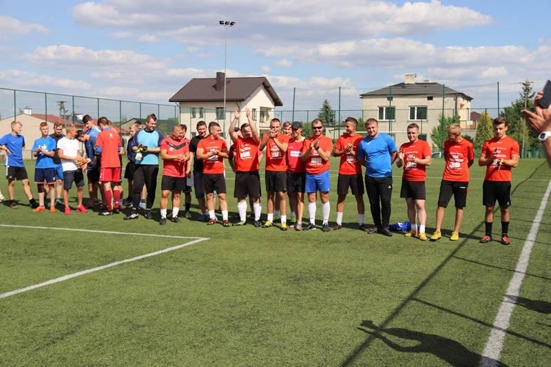 """Photo of Turniej Piłki Nożnej o """"Puchar Wójta Gorzkowic"""""""