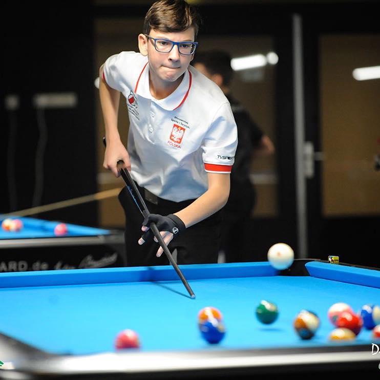 Photo of Oskar Jamorski zdobywa złoto w Drużynowych Mistrzostwach Europy Juniorów