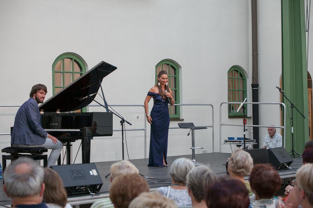 Photo of Wyjątkowy koncert piotrkowskiej sopranistki