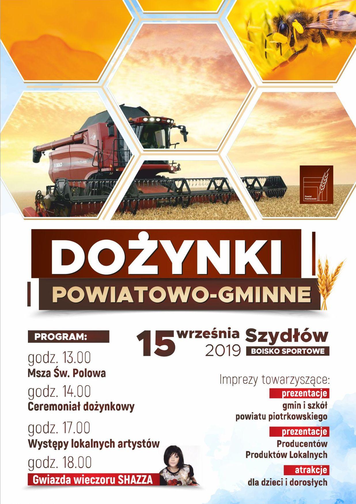 Photo of Powiatowe Święto Plonów już w ten weekend