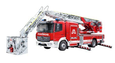 Piotrkowscy strażacy z nową 40-metrową drabiną?