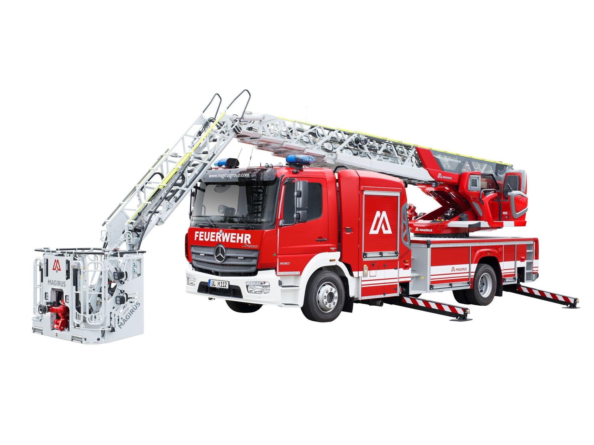 Photo of Piotrkowscy strażacy z nową 40-metrową drabiną?