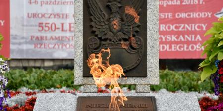 """Photo of 99. rocznica """"Cudu nad Wisłą"""""""
