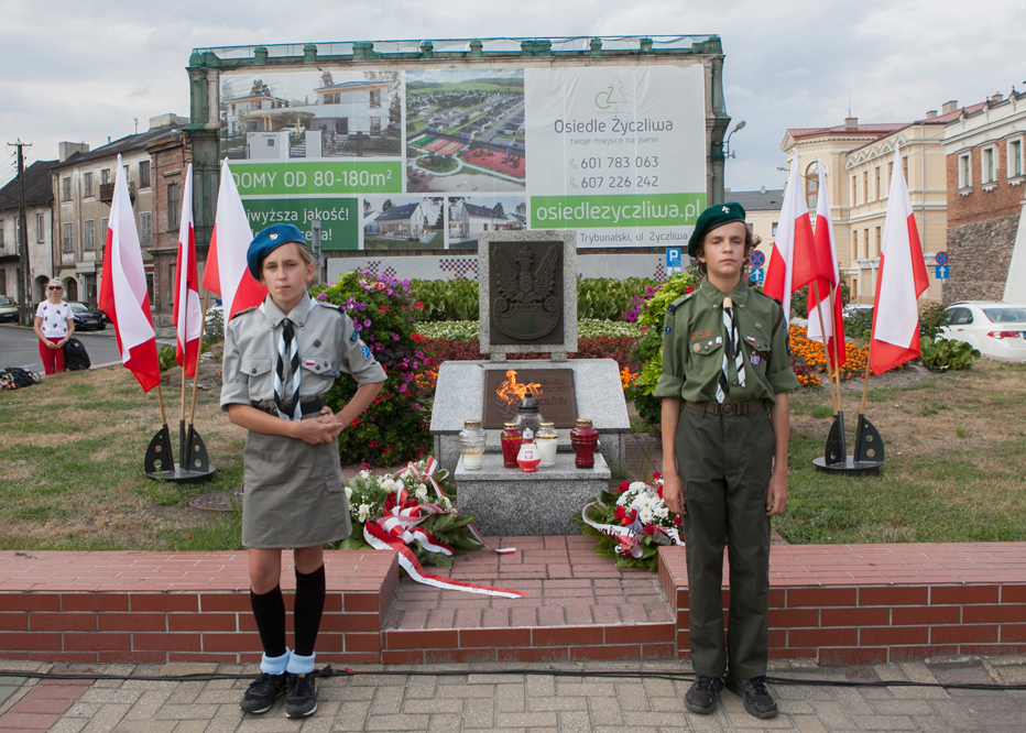Photo of Godzina W. Piotrków Trybunalski pamięta – FOTO, WIDEO