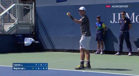 Jest zwycięstwo ! Kamil Majchrzak w 3 rundzie US Open
