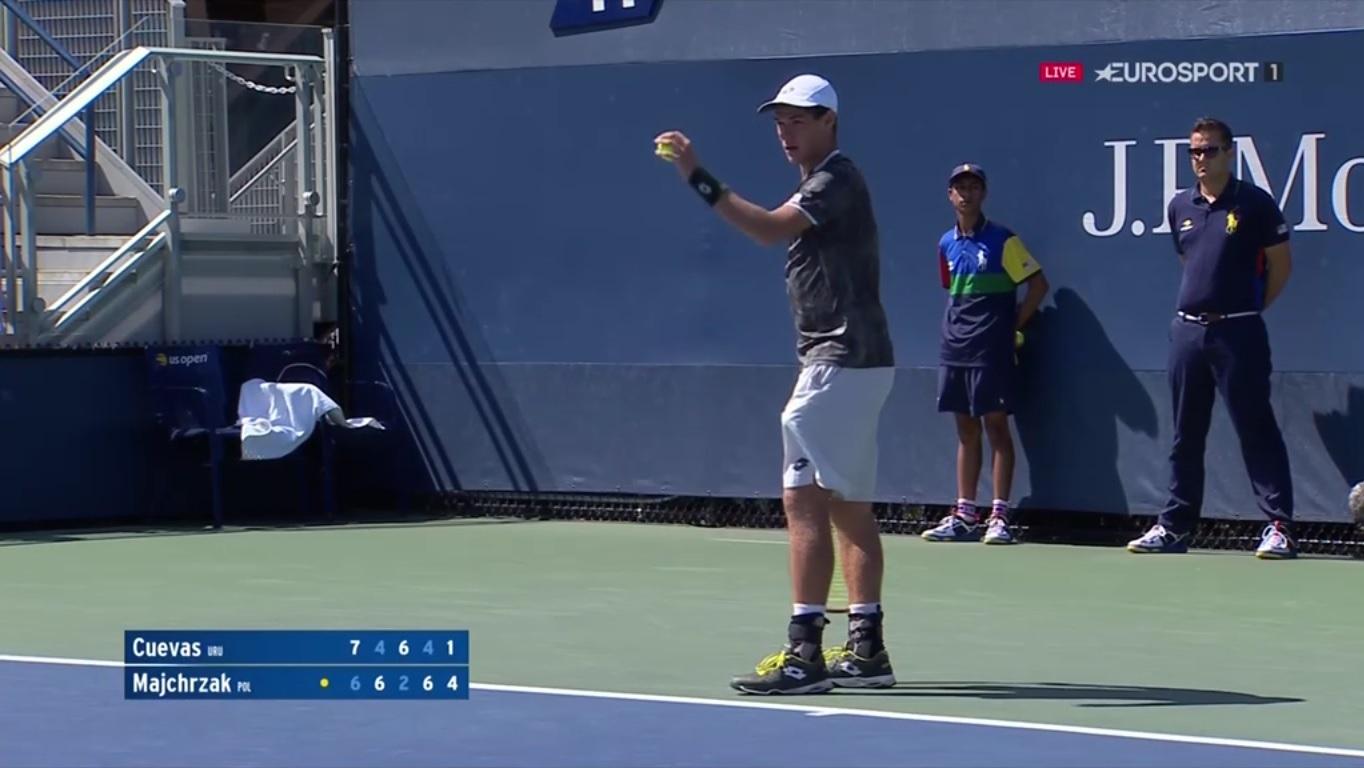 Photo of Jest zwycięstwo ! Kamil Majchrzak w 3 rundzie US Open