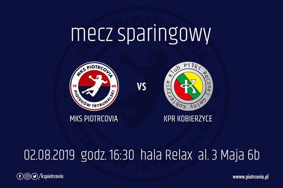 Photo of Pierwszy sparing z KPR Kobierzyce