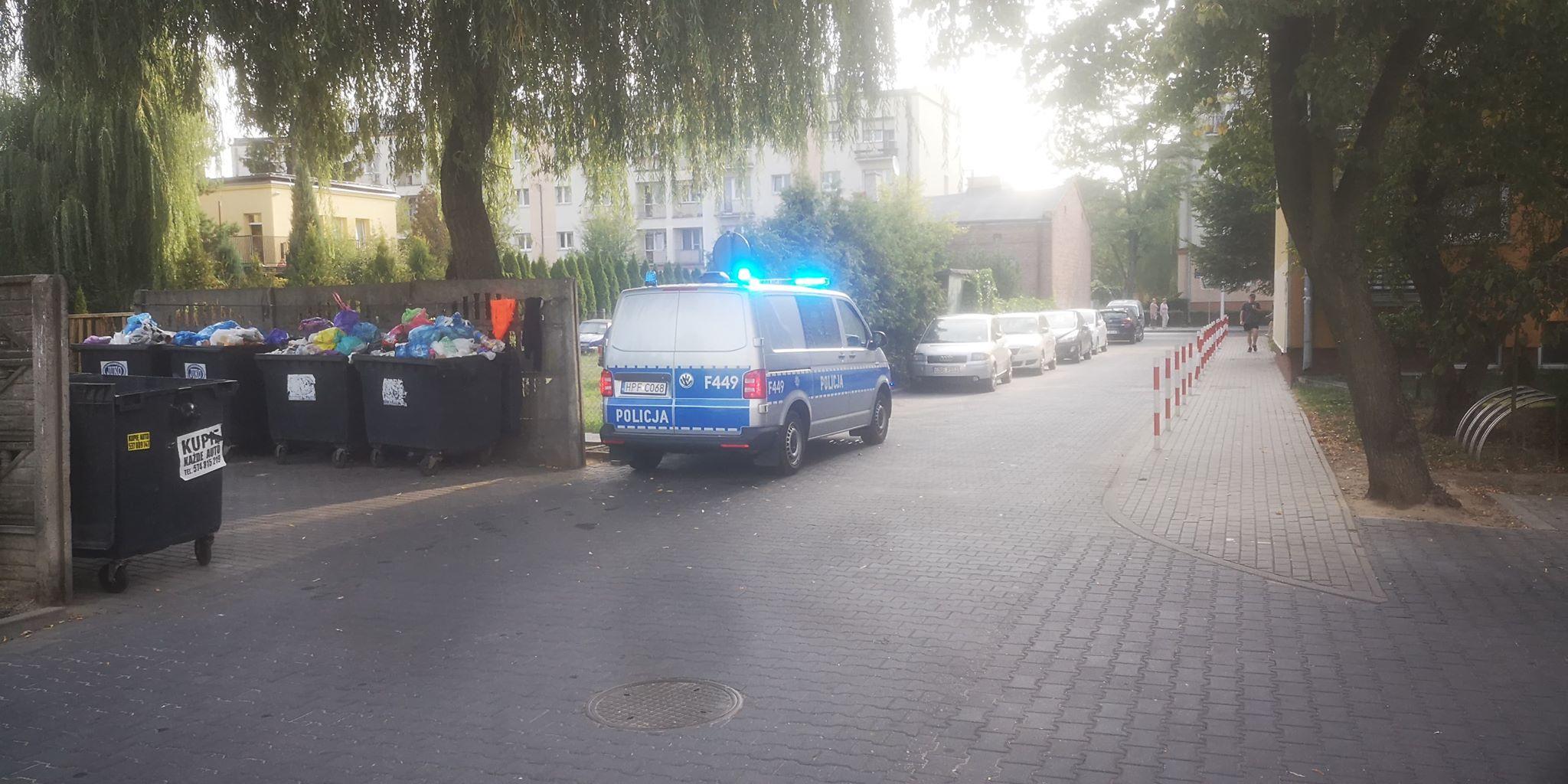 Photo of Zwłoki znalezione na śmietniku