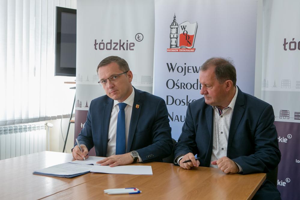 Photo of Urząd Marszałkowski przekazał dotacje dla LZS