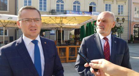 Konferencja PiS w Piotrkowie – koniec problemów z PCMD