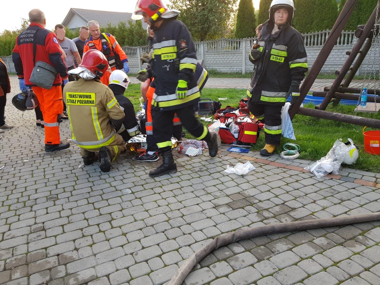 Photo of Pożar w kotłowni