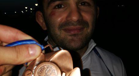 Magomedmurad Gadżijew  brązowym medalistą Mistrzostw Świata
