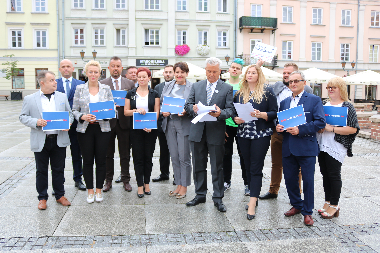 Photo of Nowa lista Koalicji Obywatelskiej