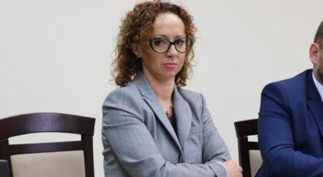 Eliza Bartkowska złożyła rezygnację z funkcji dyrektora PCMD