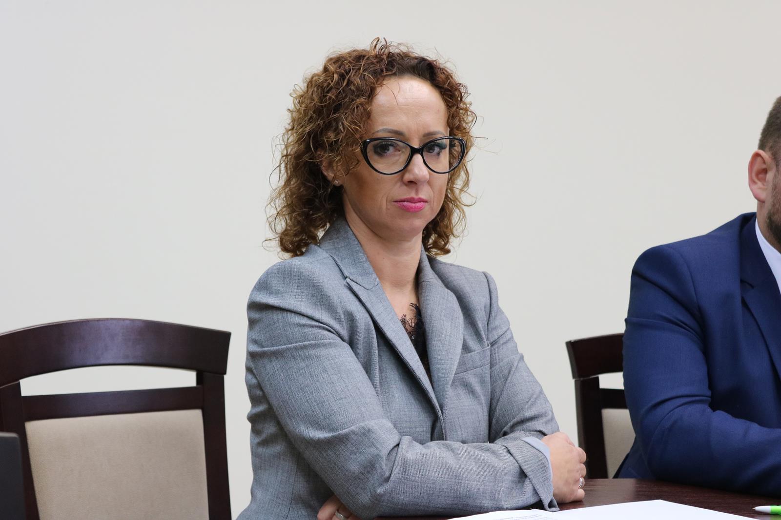 Photo of Eliza Bartkowska złożyła rezygnację z funkcji dyrektora PCMD