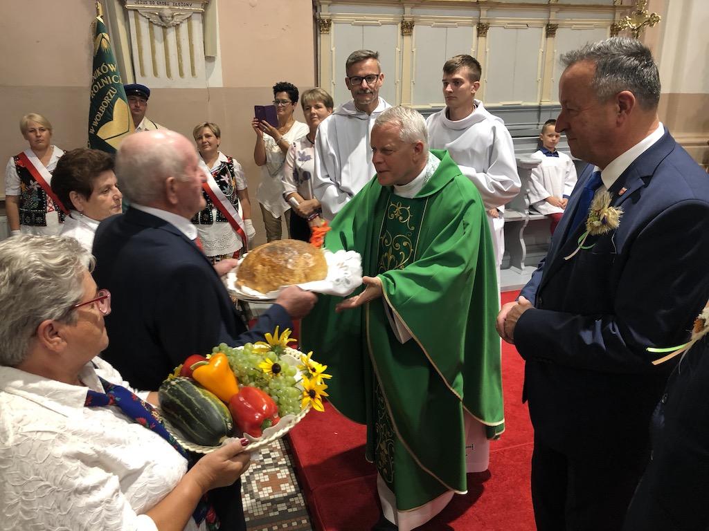 Photo of Dożynki Gminno-Parafialne w Wolborzu – fotorelacja