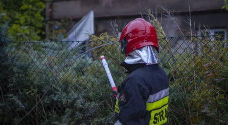 [AKTUALIZACJA] Niemal 50 interwencji strażaków – wichura w mieście i powiecie