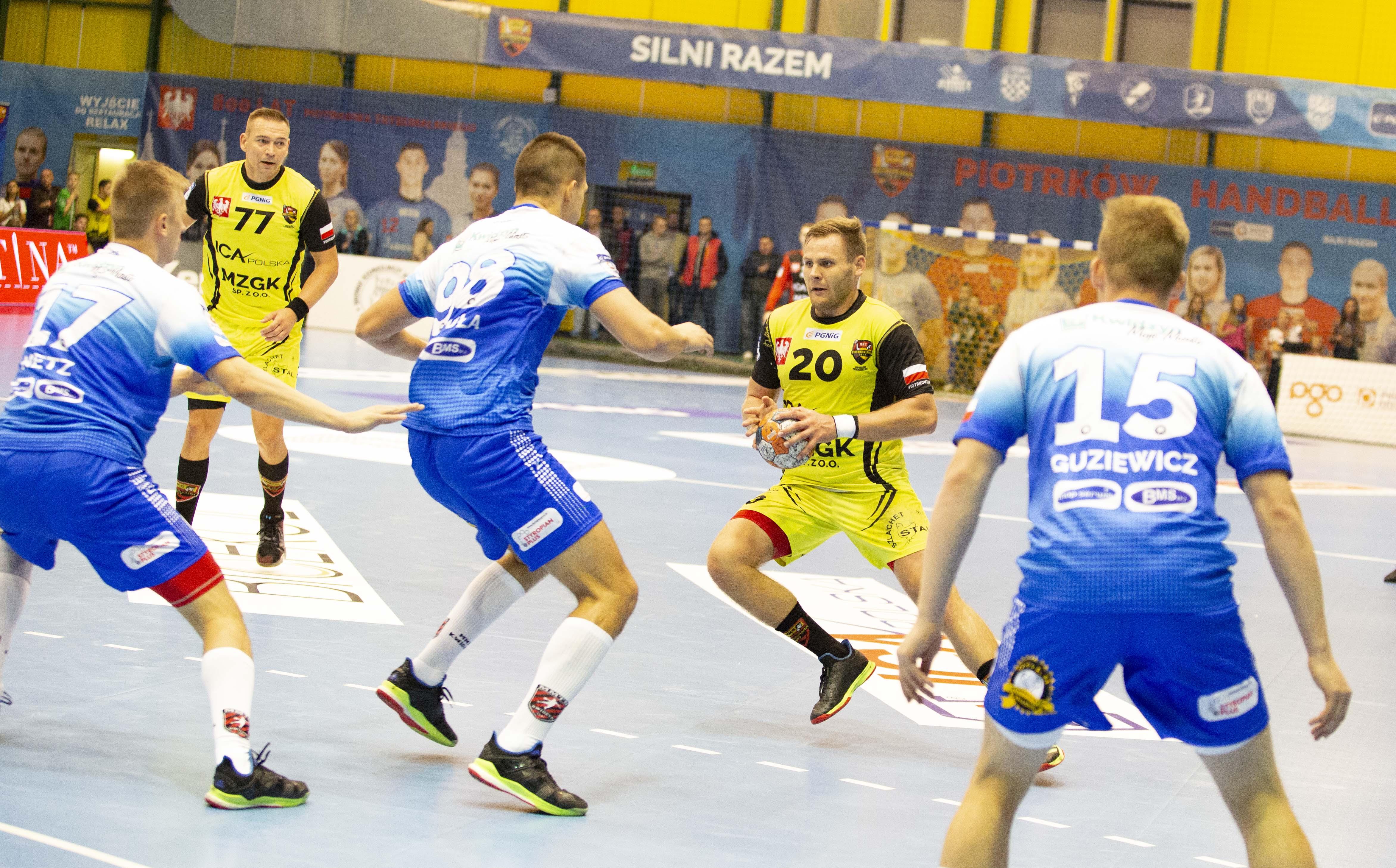 Photo of Pierwsze punkty Piotrkowianina – wideo