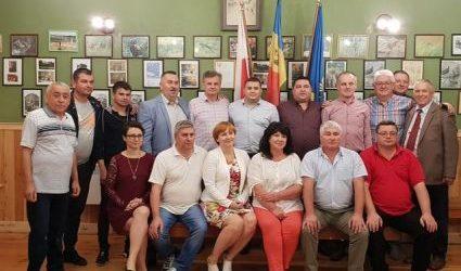 Goście z Mołdawii w Łękach Szlacheckich