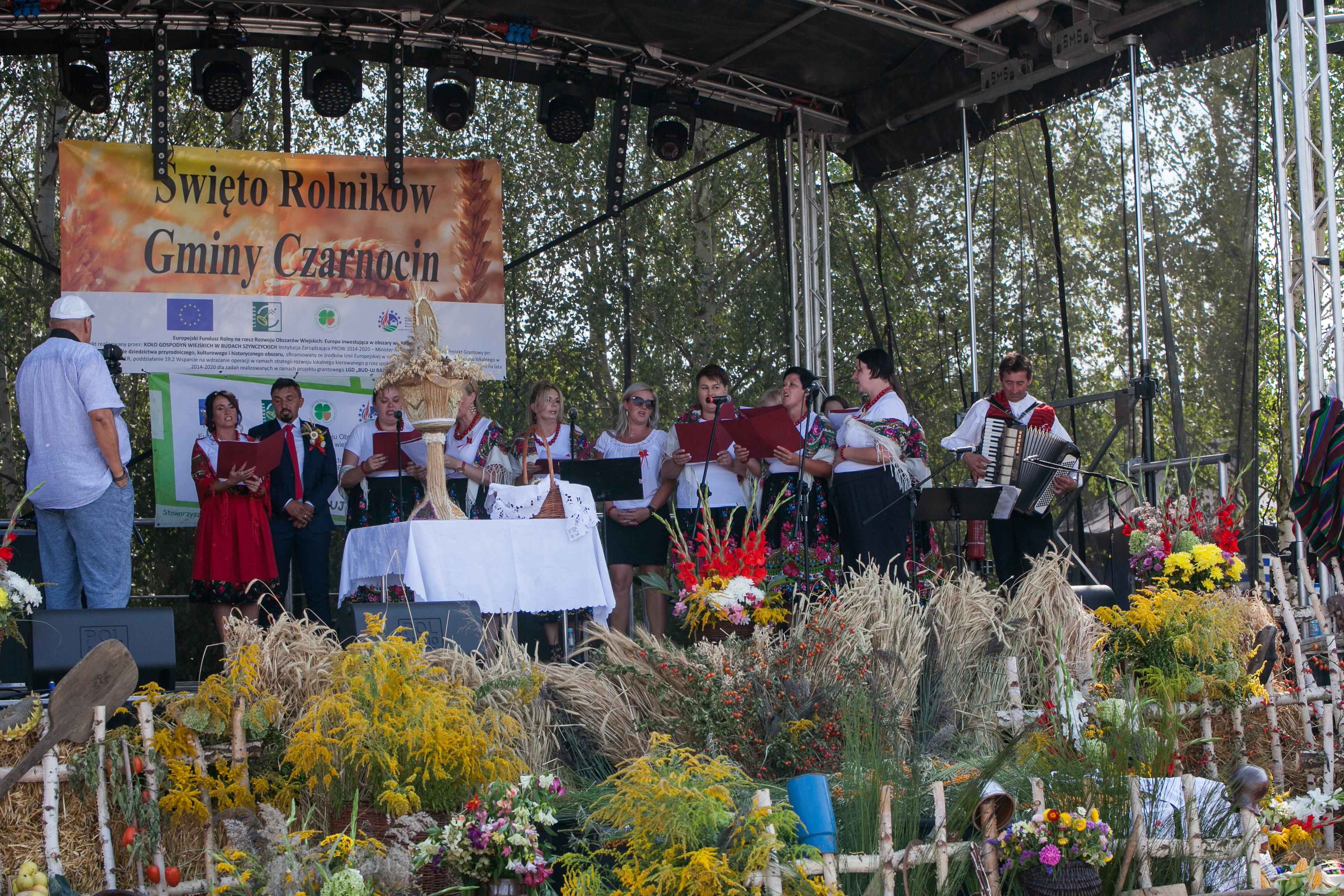 Photo of Święto Plonów w Czarnocinie