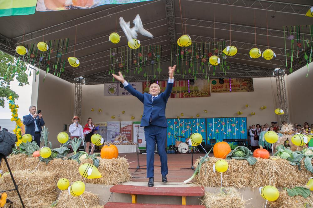 Photo of Święto plonów w Moszczenicy