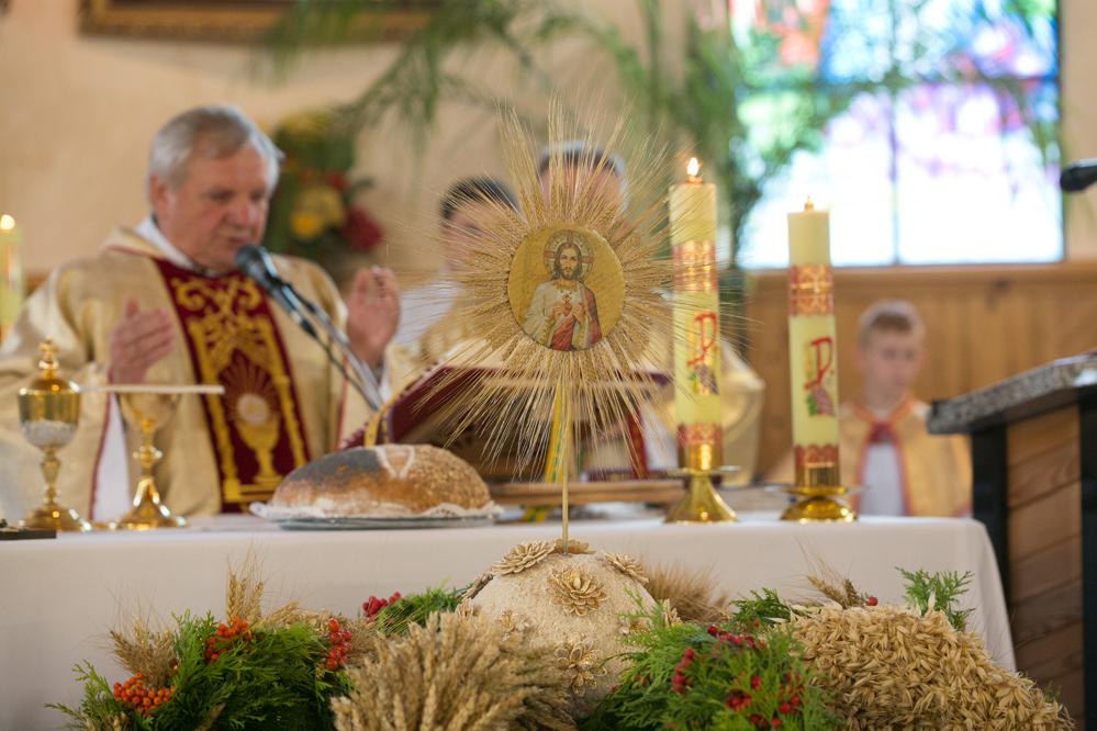 Photo of W Łękach Szlacheckich świętowali rolnicy i pszczelarze