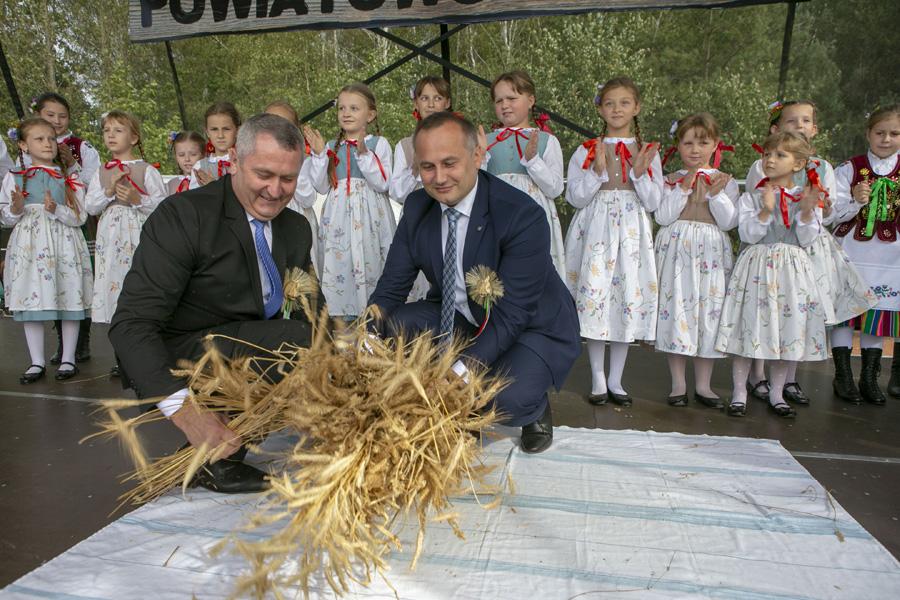 Photo of Powiatowe Święto Plonów za nami