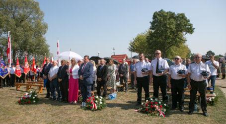Także w Milejowie uczczono 80. rocznicę wybuchu wojny