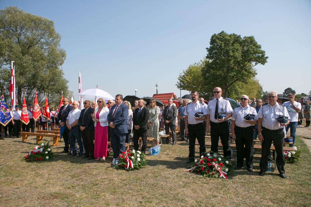 Photo of Także w Milejowie uczczono 80. rocznicę wybuchu wojny