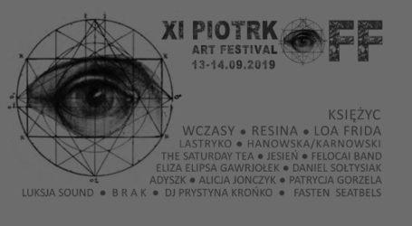 PiotrkOFF Art Festival 2019 – już w ten weekend!