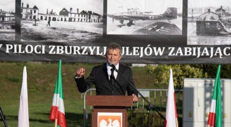 """""""Nigdy więcej wojny!"""". 80. rocznica bombardowania Sulejowa"""