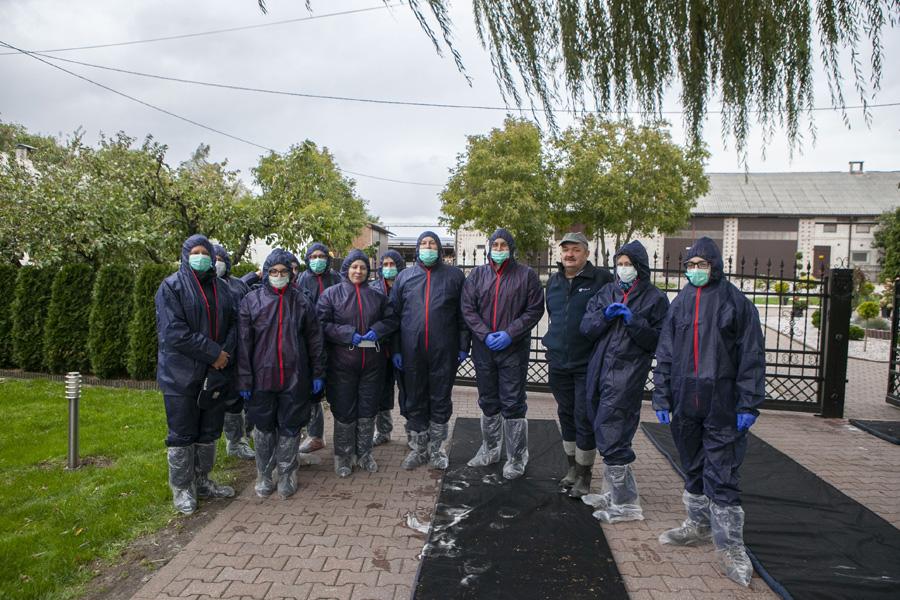 Photo of Szkolenie w sprawie ASF