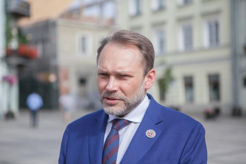 """Photo of """"Nie idę do Sejmu dla sławy. Chcę zostawić po sobie coś dobrego…"""""""