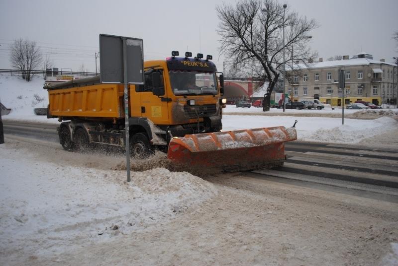 Photo of Zimowym utrzymaniem dróg w Piotrkowie zajmie się PEUK?