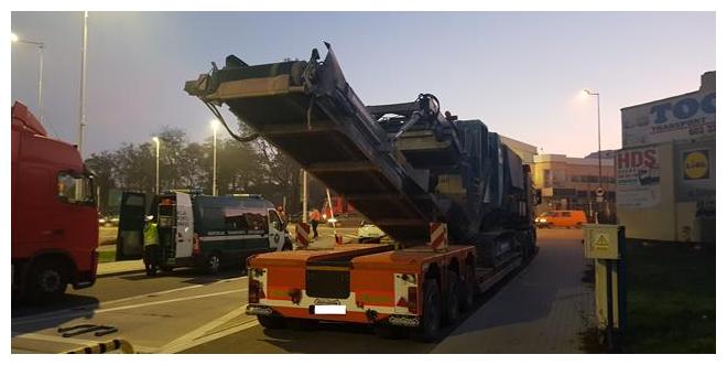 Photo of ITD zatrzymało ciężarówkę. Kierowca zamiast 40 ton, przewoził prawie 80!