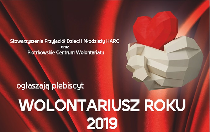 "Photo of Rusza plebiscyt ""Wolontariusz Roku 2019"""
