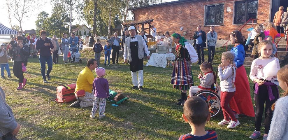 Photo of I święto chleba w Kłudzicach
