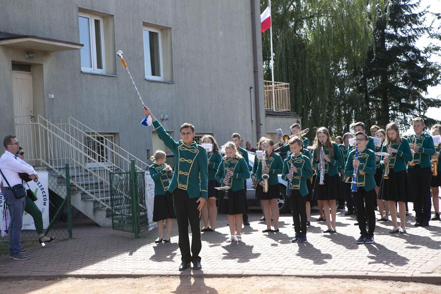 Photo of Już ponad 16 lat istnienia Młodzieżowej Orkiestry Dętej Gminy Grabica