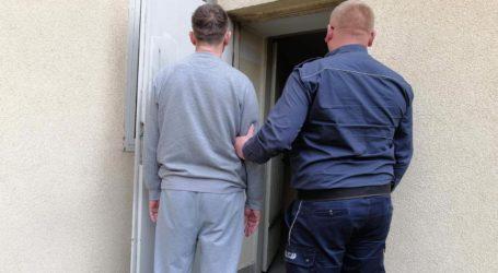 Oszust w rękach policji