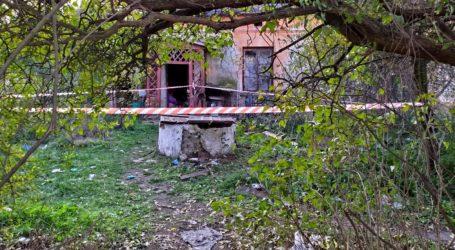 Na Częstochowskiej mężczyzna wpadł do studni