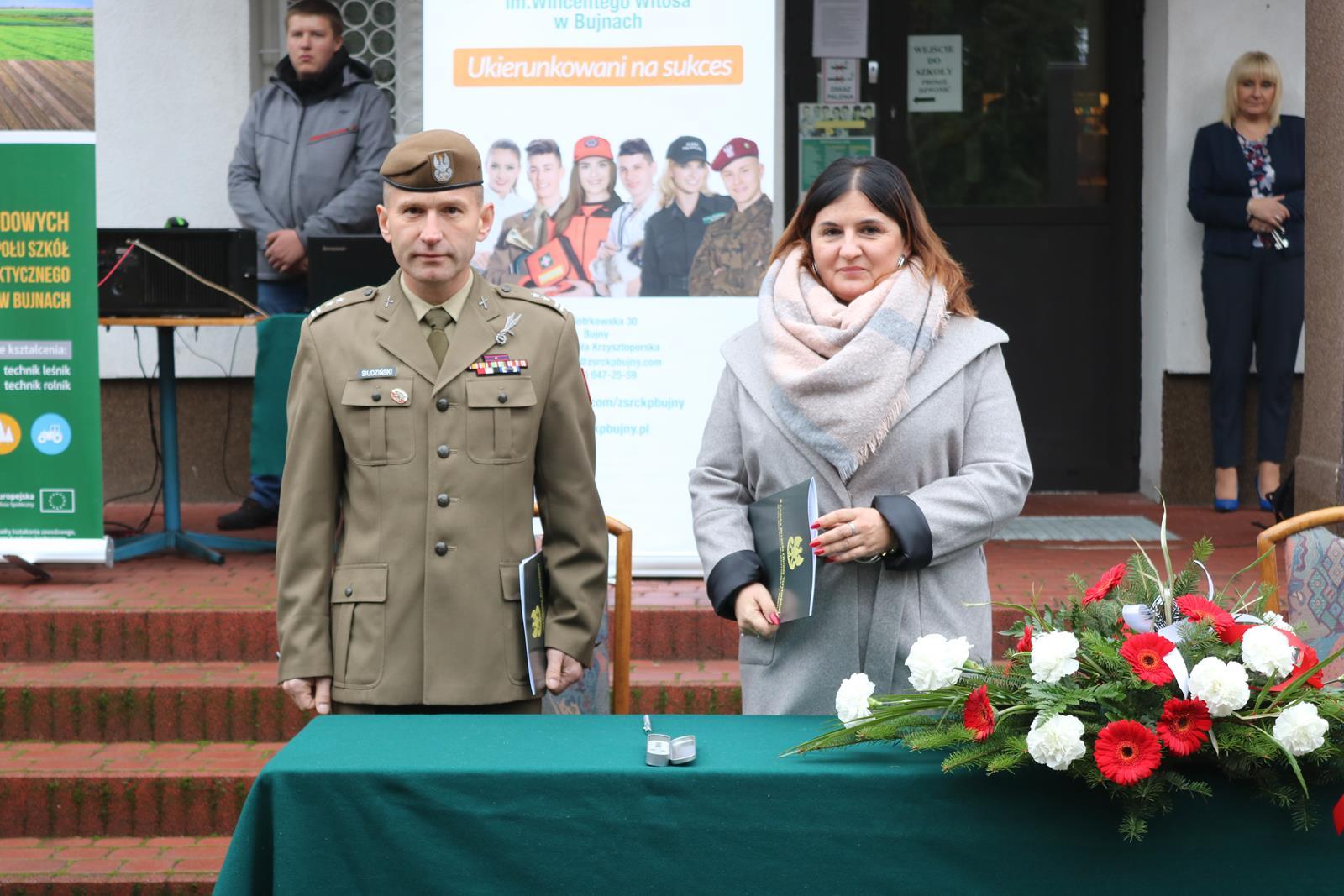 Photo of Szkoła w Bujnach podpisała porozumienie z WOT