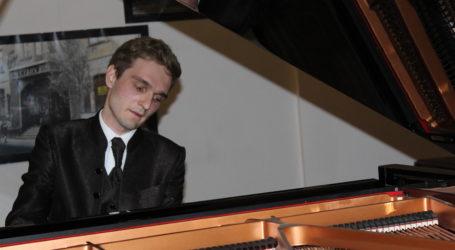 Koncert fortepianowy Rafała Mokrzyckiego