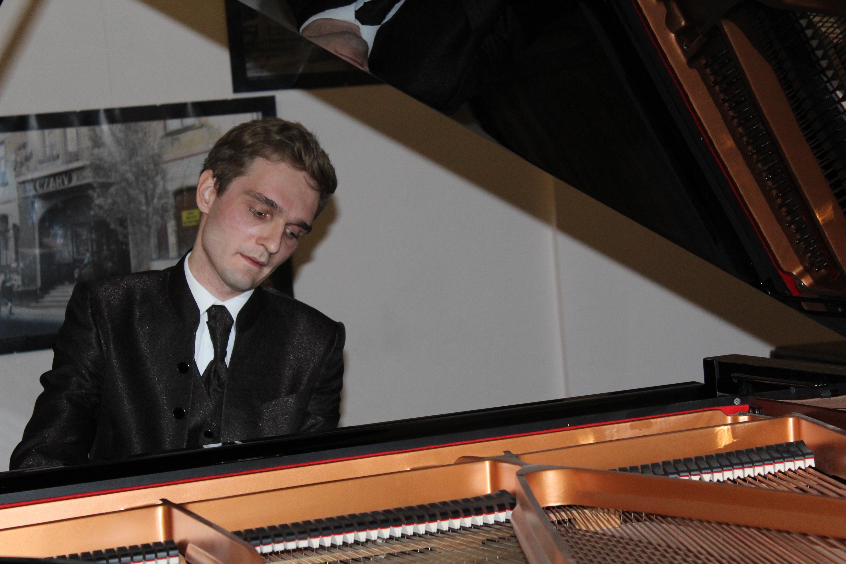 Photo of Koncert fortepianowy Rafała Mokrzyckiego